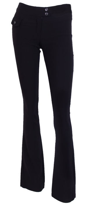 Face Off  Posh Pant black