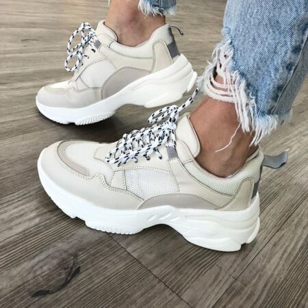 Billini Stassi shoe beige