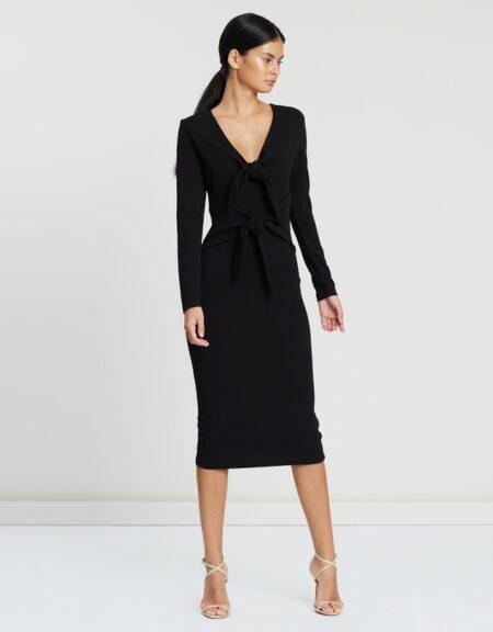 Celestial Dress Black