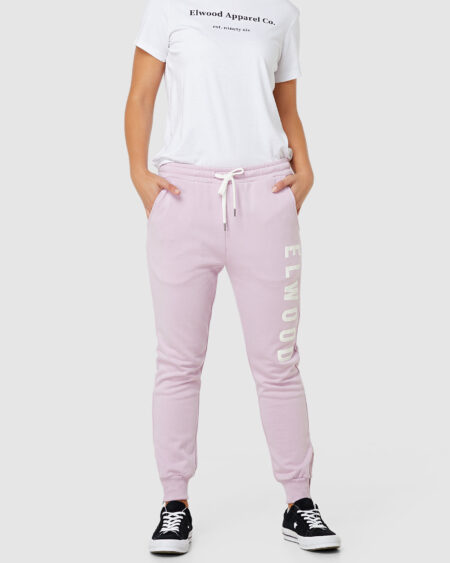 Huff N Puff Track Pant Thistle