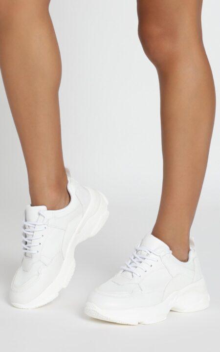 Billini Stassi shoe white