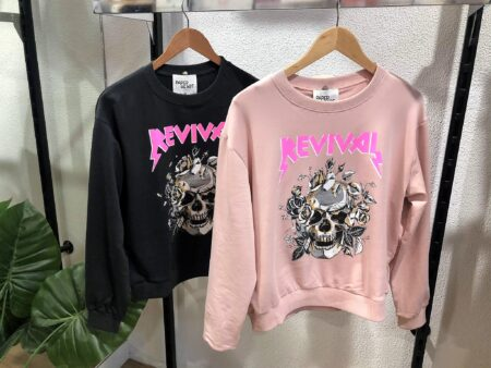 Revival Knit Charcoal