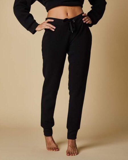 Basic Track Pant Black