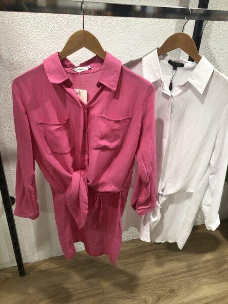 Lala Hotpink shirt