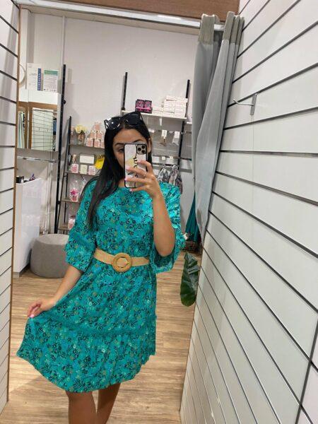 Oracale Print Dress