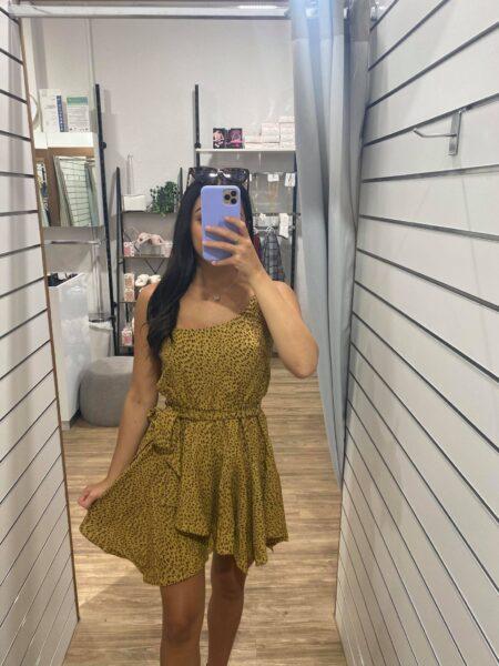 Rosey Dress