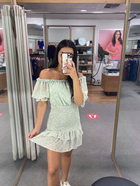 Chaser Dress