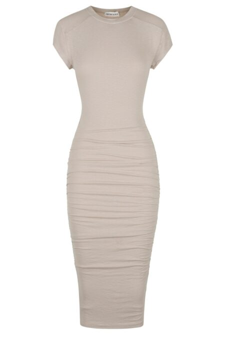 Lomita Dress Nude