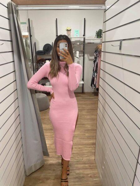 Lena Dress Pink
