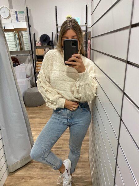Krystal Bubble Knit