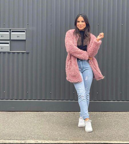 Mayla Jacket Pink